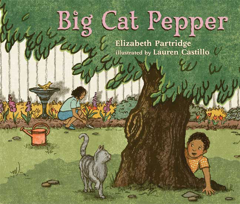 Big Cat Pepper Cover