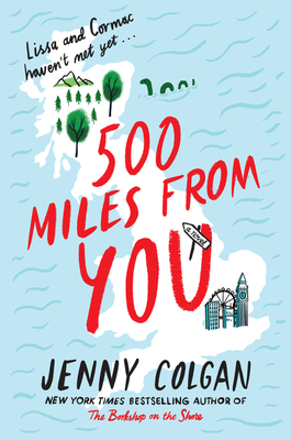 500 Miles from You: A Novel cover
