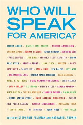 Cover for Who Will Speak for America?