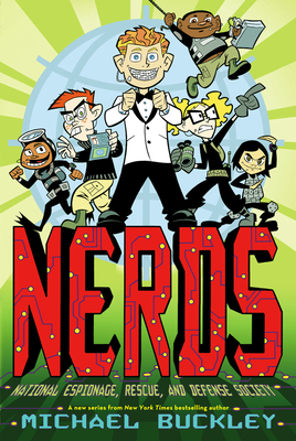 Nerds, Book One Cover