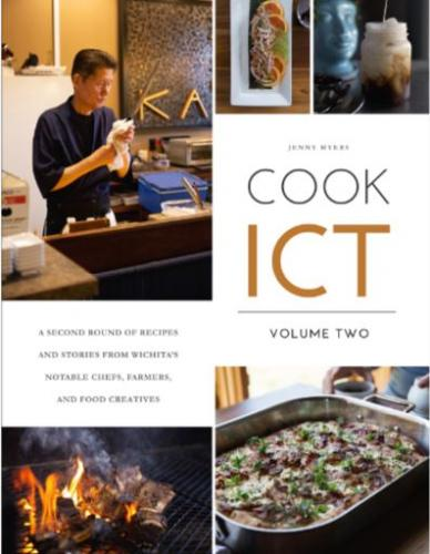 Cook ICT Volume 2 Cover Image