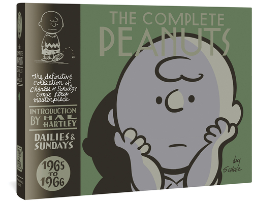 Cover for The Complete Peanuts 1965-1966