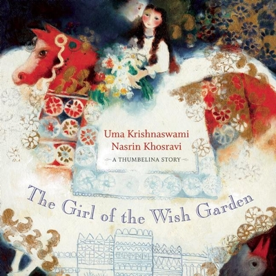 The Girl of the Wish Garden Cover