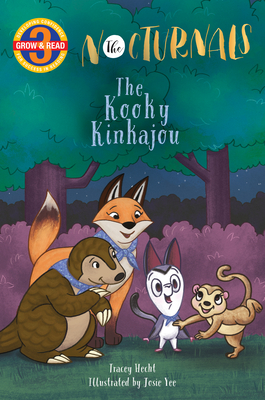 The Kooky Kinkajou: The Nocturnals Cover Image