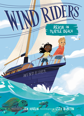 Wind Riders #1: Rescue on Turtle Beach Cover Image
