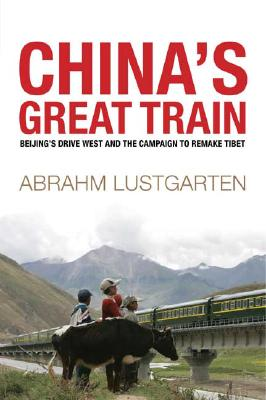 China's Great Train Cover