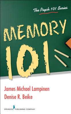 Memory 101 (Psych 101) Cover Image