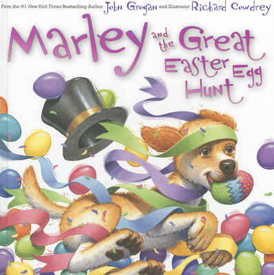 Marley and the Great Easter Egg Hunt Cover