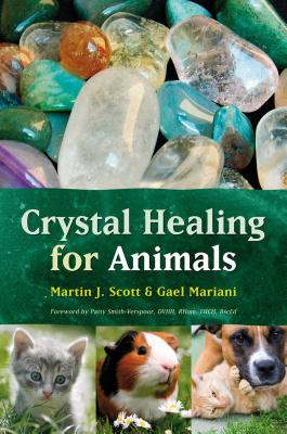 Crystal Healing for Animals Cover Image