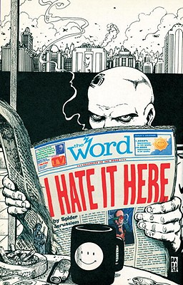 Transmetropolitan Vol. 10: One More Time (New Edition) Cover Image