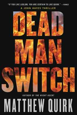 Dead Man Switch (John Hayes Series #2) Cover Image