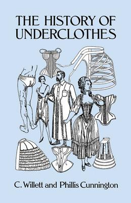 The History of Underclothes (Dover Fashion and Costumes) Cover Image
