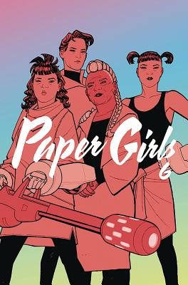 Paper Girls Volume 6 cover image