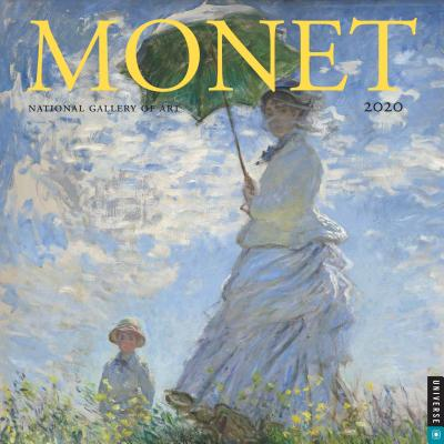 Monet 2020 Wall Calendar Cover Image