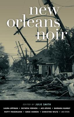 New Orleans Noir Cover