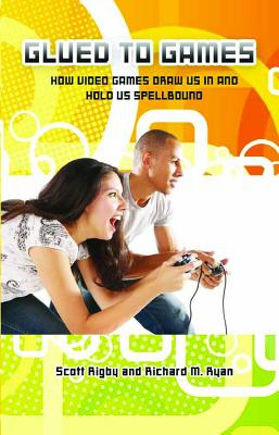 Cover for Glued to Games