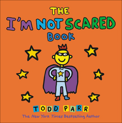 Cover for I'm Not Scared Book