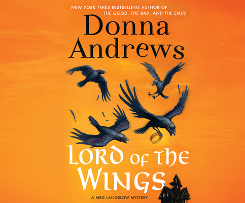 Lord of the Wings (Meg Langslow Mysteries #19) Cover Image
