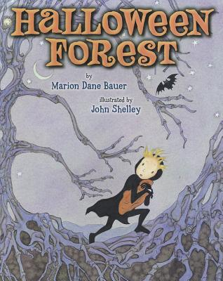 Halloween Forest Cover