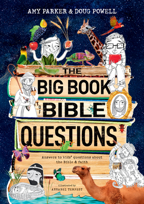 The Big Book of Bible Questions Cover Image