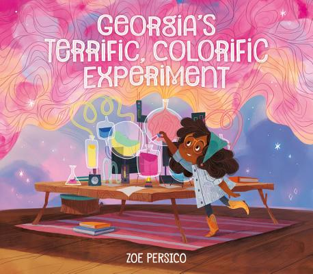 Georgia's Terrific, Colorific Experiment Cover Image