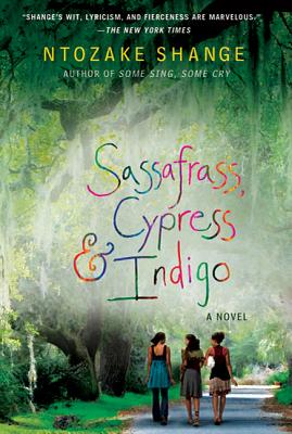 Sassafrass, Cypress & Indigo: A Novel Cover Image