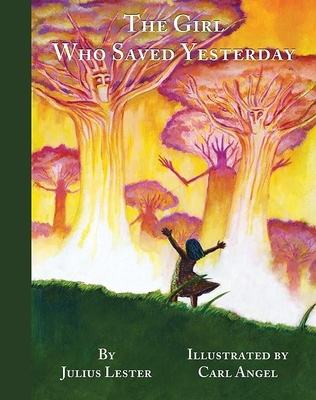 The Girl Who Saved Yesterday Cover Image