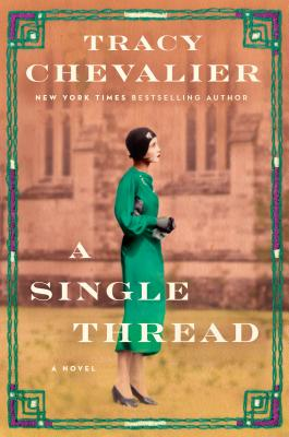 A Single Thread: A Novel Cover Image