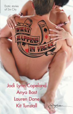 What Happens in Vegas... Cover