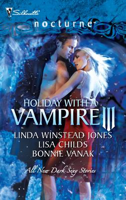 Holiday with a Vampire III Cover