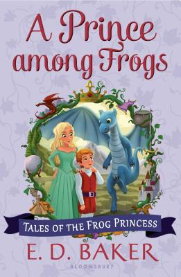 A Prince among Frogs (Tales of the Frog Princess) Cover Image