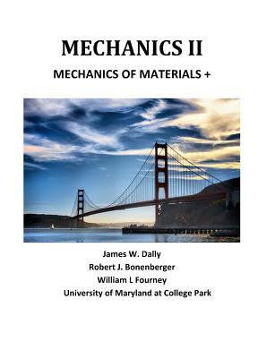 Mechanics II: Mechanics of Materials + Cover Image