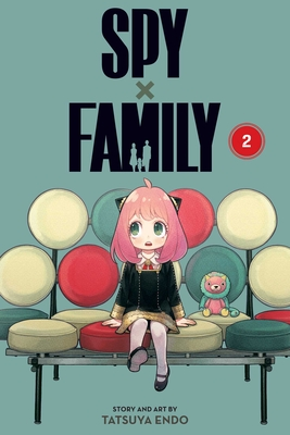 Spy x Family, Vol. 2 Cover Image