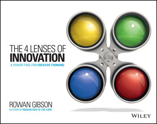 Cover for The Four Lenses of Innovation