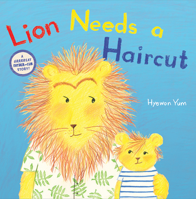 Lion Needs a Haircut Cover Image