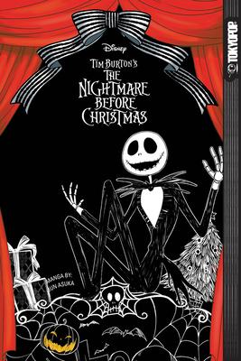 Disney Manga: Tim Burton's the Nightmare Before Christmas (Soft Edition) Cover Image