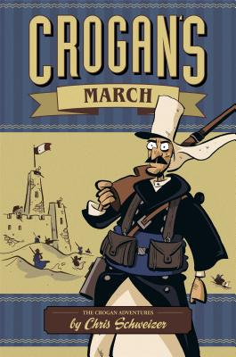 Cover Image for Crogan's March: The Crogan Adventures