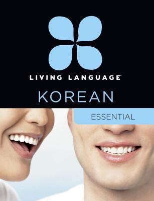 Living Language Korean, Essential Edition Cover