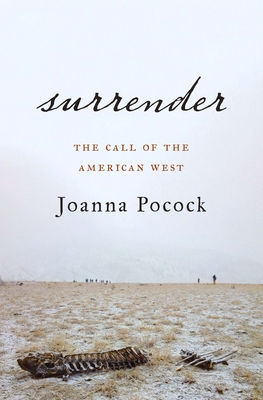 Surrender: The Call of the American West Cover Image