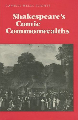 Cover for Shakespeare's Comic Commonwealths (Heritage)