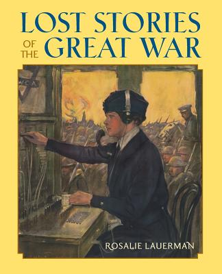 Lost Stories of the Great War Cover Image