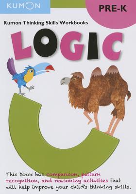 Thinking Skills Pre K Logic Cover Image