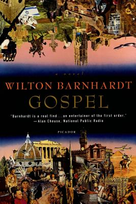 Gospel: A Novel Cover Image