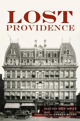Lost Providence Cover Image