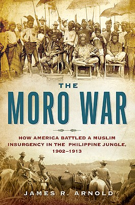 The Moro War Cover