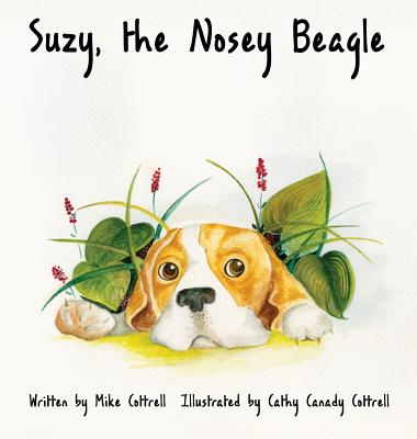Cover for Suzy, the Nosey Beagle