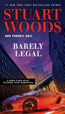 Barely Legal cover image