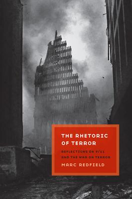 Cover for The Rhetoric of Terror