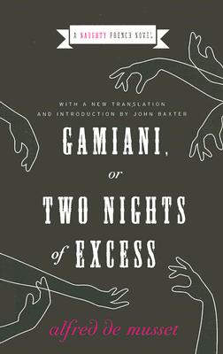 Gamiani, or Two Nights of Excess Cover