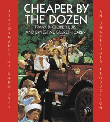 Cheaper by the Dozen Cover Image